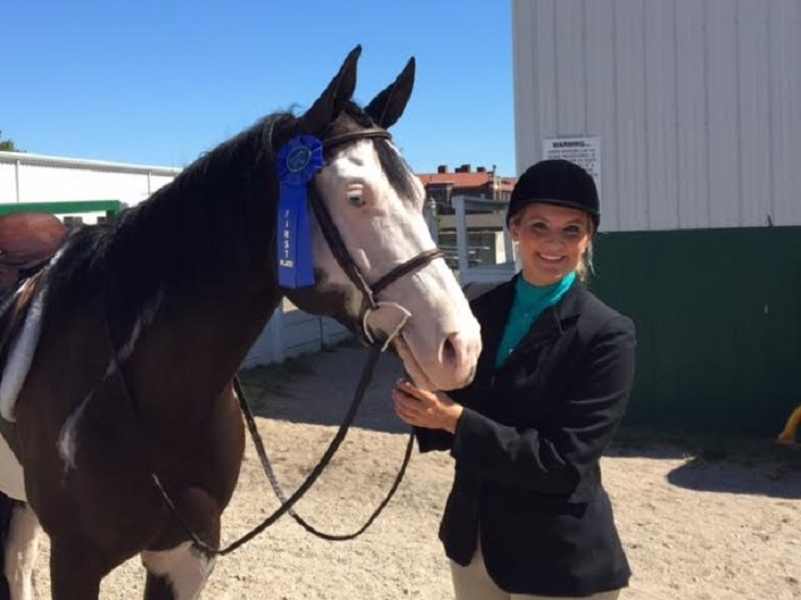 student and horse winner