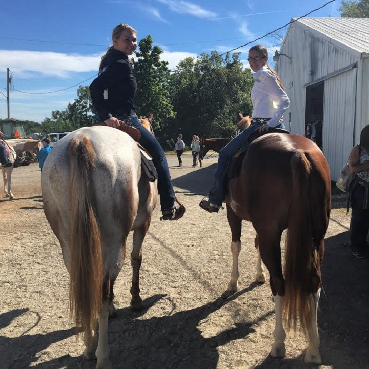 William woods equestrian students