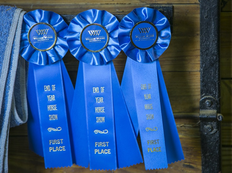 Bachelors in equestrian students celebrate many victories this year